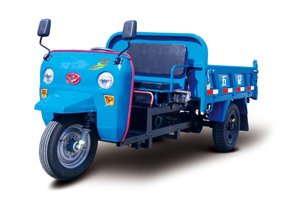 农用三轮车价格 五征如意虎自卸三轮汽车 五征三轮农用车厂家